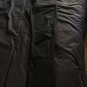 Dark blue H&M chinos